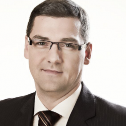 Tomasz Waźbiński bez ramion